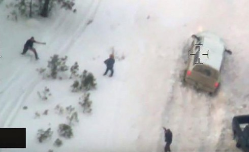 Oregon Protester LaVoy Finicum Shot and Killed